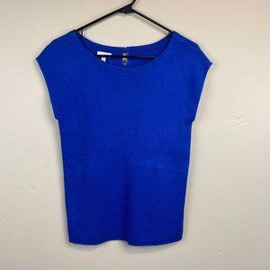 3/$30 - NWT Talbots Cap Sleeve Top